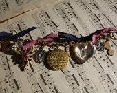 Vintage Ribbon Bracelet