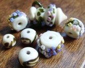 Floral Bead Set