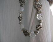 Celtic Crystal Bracelet