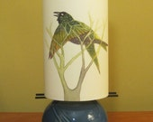 Tree Bird Lamp II