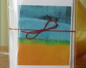 Colorful Greeting Cards - Set of 6