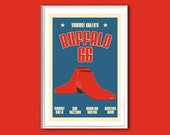 Buffalo 66 12x18 inches movie poster