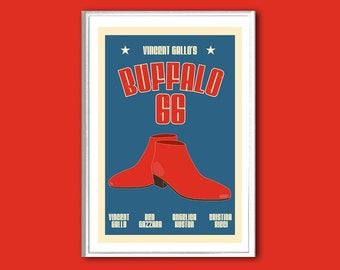 Buffalo 66 movie poster in various sizes