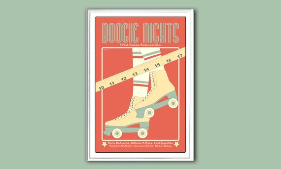 Boogie Nights 12x18 inches movie poster