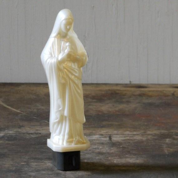Virgin Mary Nightlight
