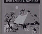 Kersti and Saint Nicholas - Hilda van Stockum - Vintage Danish Book