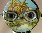 CLOSEOUT ITEM - Beach Boy - Robot Assemblage - Reclaim2Fame