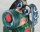 A Very Green Robot Dog - JARDIN - Reclaim2Fame