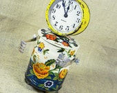 SALE - TICK TOCK - A Robot With Time On Her Mind - assemblage - Reclaim2Fame