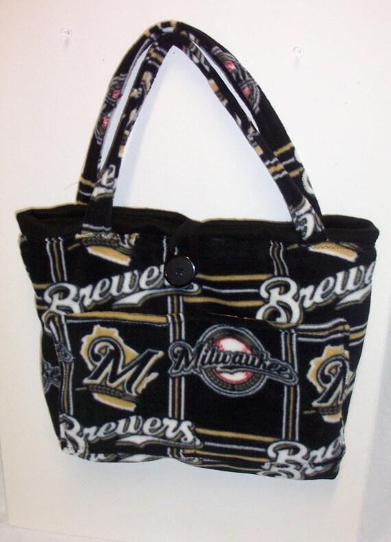 Milwaukee Brewers Diaper Bag