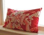 Decorative Pillow: Buckwheat -- Art Deco Print