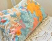 Buckwheat Hull Pillow: Ocean