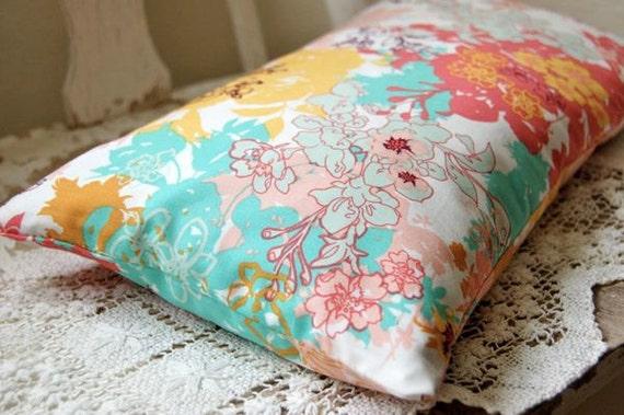 Summer Sorbet: Buckwheat Hull Pillow