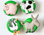 CUSTOM RESERVED LISTING for asquared12  -- Custom Polymer Clay Corn on the Cob Magnet
