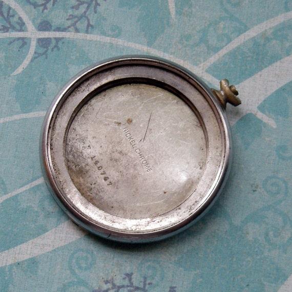Vintage Pocket Watch Case (WC1182)