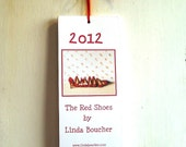 2012 Calendar Red Shoe Fine Art Mini Prints