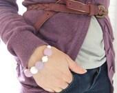 Bracelet - Lavender Sorbet
