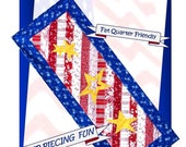 BLESS MY STARS Table Runner Pattern - B J Q 126 --- Printable Download Pdf E-Pattern Diy Free Shipping Digital Pattern