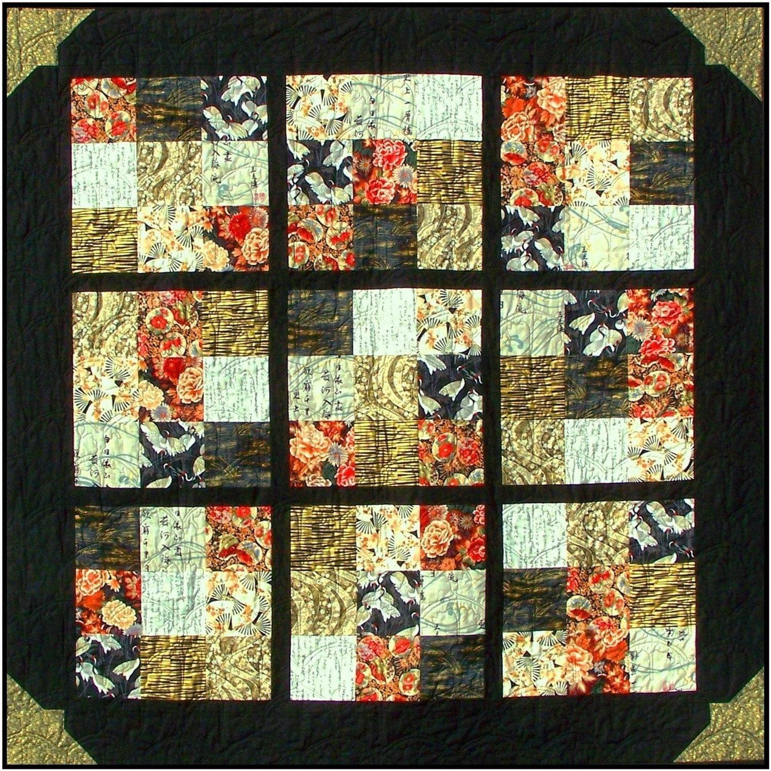 JOY OF SUDOKU Quilt Pattern B J Q 109 Printable Download : sudoku quilt pattern free - Adamdwight.com