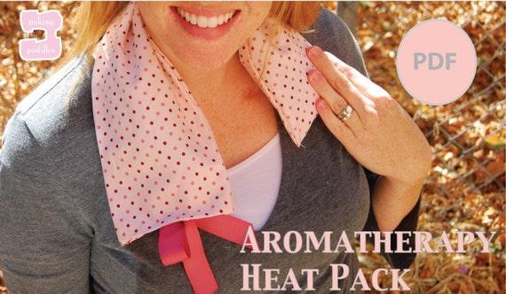 Aromatherapy Neck Wrap Heat Pack PDF Pattern ON SALE