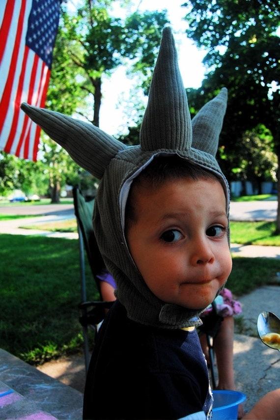 Toddler\/Child Dinosaur Triceratops Costume
