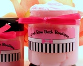 Strawberry Cotton Candy Lemonade Whipped Body Frosting Enriched with Sweet Almond Oil and Apricot Kernel Oil