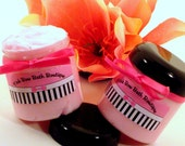 Pink Raspberry Lemonade Whipped Body Frosting Enriched with Sweet Almond Oil and Apricot Kernel Oil