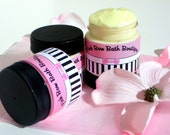 Whipped Body Shots Gift Set, Three Jars of our Wonderful Whipped Body Frosting