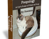 E-Book:  Poopology - A Cat's Point of View on Poop by Newman