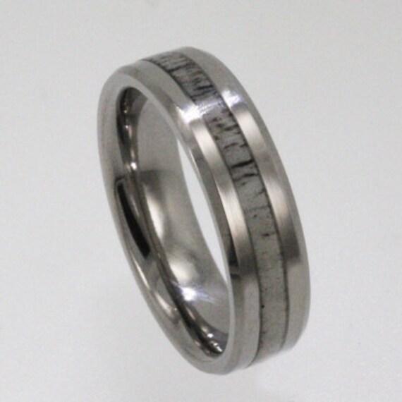 deer antler jewelry antler ring antler by jewelrybyjohan