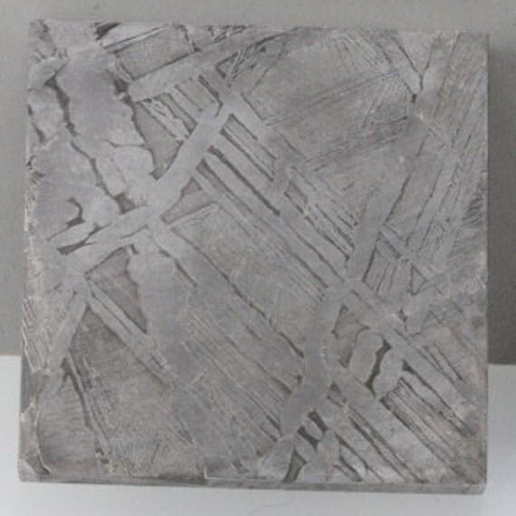 Seymchan Meteorite Ring Inlay