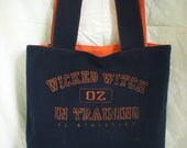 Wicked Witch in Training Book Bag