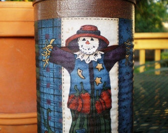Decorative Tin - Scarecrow