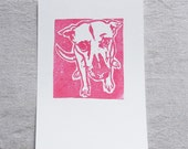 Custom Rubber Stamp of YOUR Pet