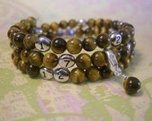 Tiger Eye Nursing Bracelet