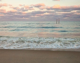 Ocean Photograph, Fine Art Nature Photography Print of the Beach, by Tricia McKellar, No. 1635