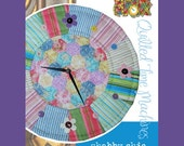 Quilt Pattern - Shabby Chic Clock