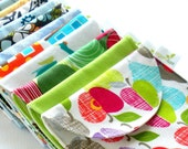 3 Reusable Eco Sandwich/Snack Bags - Organic - Choose your colors and sizes --- Back to School