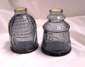 Take 25% Off Vintage Wheaton Glass  Bitters Bottles w/Shaker Tops