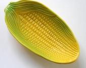vintage Mount Clemens corn on the cob dish