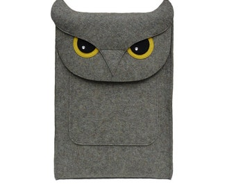 Owl MacBook Pro 15 inch case - Touch bar and Retina - Laptop case