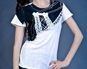 Ladies Williamsburg Bridge Tee