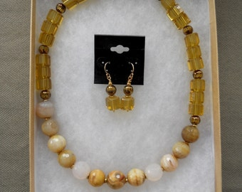 VENICE necklace set FINAL SALE
