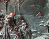 The Nativity - Holiday Print