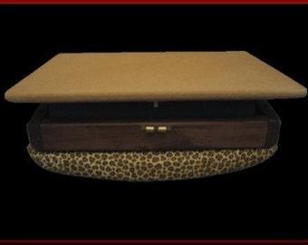Lap Desk, Leopard Skin