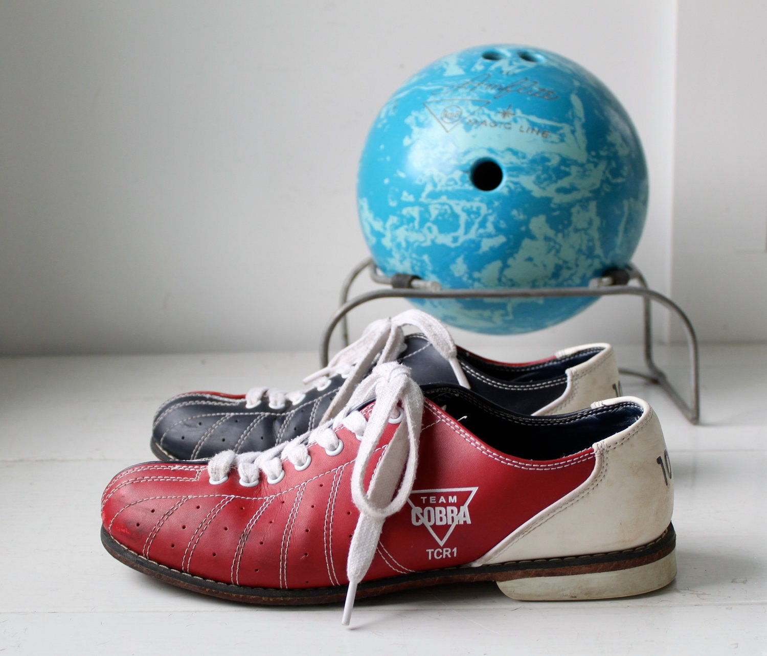 Vintage Bowling Shoes For Sale Il Fullxfull