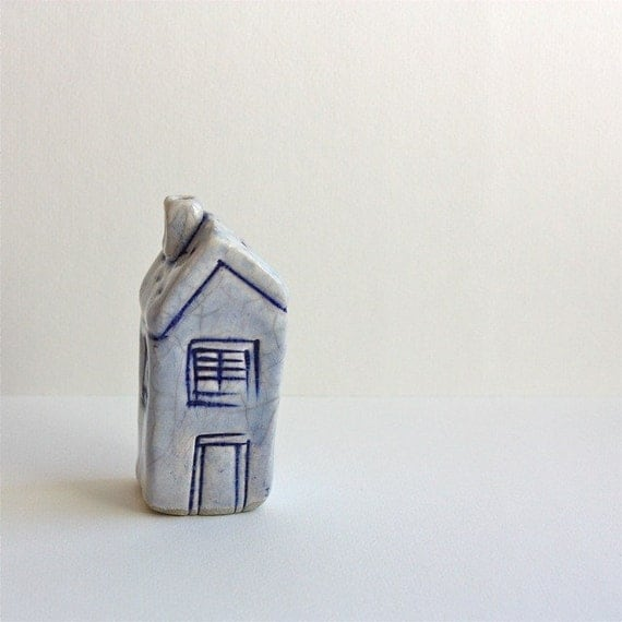 Lilliputian House from Someplace Else