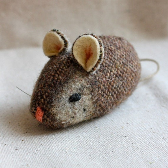 Pocket Mouse - CoCo Tweed