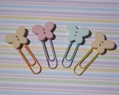 Butterfly Paperclips