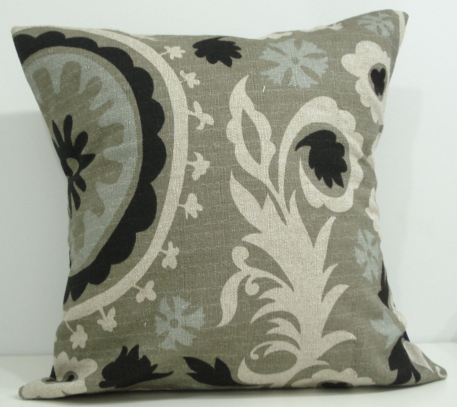 handmade pillows new 18x18 inch designer handmade pillow suzani print in 8028